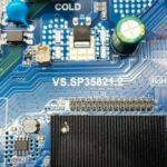VS.SP35821.2 SOFTWARE STUCK ON LOGO